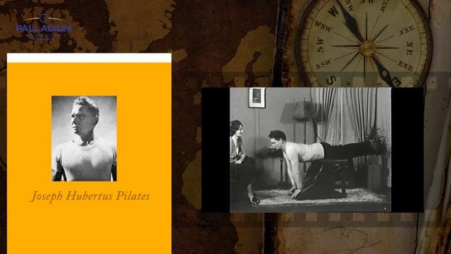 Joseph Pilates Kimdir?
